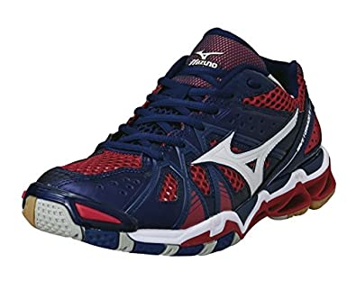 Mizuno Wave Tornado 9 Court Shoes - 8