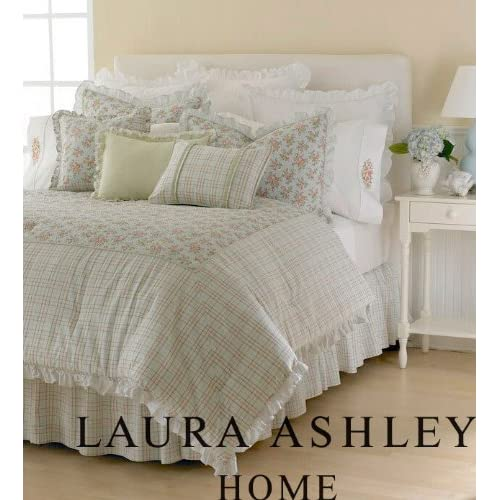 Laura Ashley Bedding Charlotte Full Comforter Set