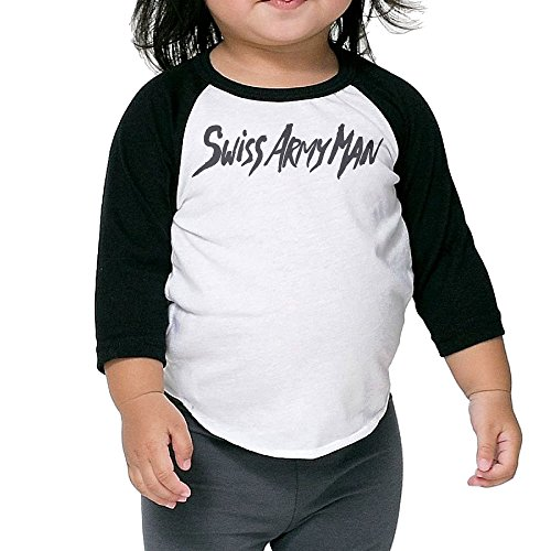 Carina Children's Middle Sleeve Swiss Army Man Shoulder 3 Toddler
