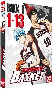 Kuroko's Basket - Box 1/2