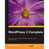 Wordpress 3 Completeby April Hodge Silver