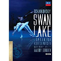 Tchaikovsky: Swan Lake [DVD] [Import]