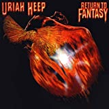 Uriah Heep - Return To Fantasy - Bronze Records - 28 783 XOT