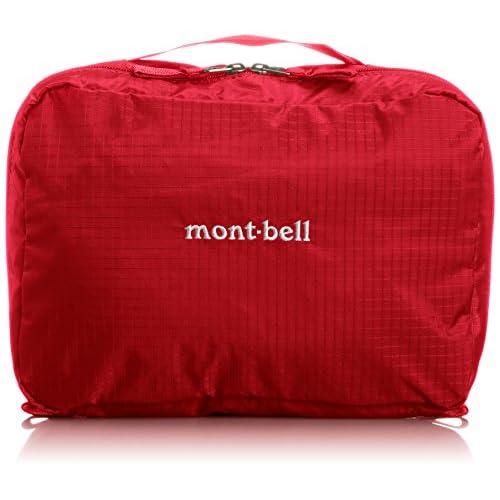 [モンベル] mont-bell トラベルキットパック L 1123672 SURD (サンライズレッド)