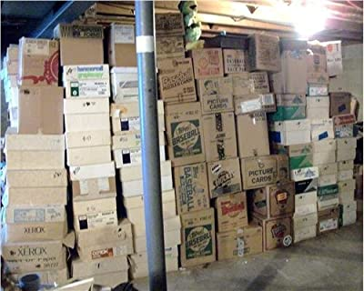 Basketball Card Storage Unit Auction Find ~ Investment Lot Of 100 Cards Loaded With Stars & Rookies