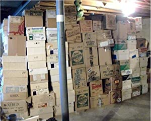 FOOTBALL CARD STORAGE UNIT AUCTION FIND ~ INVESTMENT LOT OF 100 CARDS LOADED WITH... by Topps