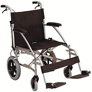 fauteuil roulant pliant de voyage ultra l 233 ger fr hygi 232 ne et soins du corps