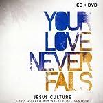 CD & DVD Your Love Never Fails
