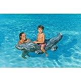 O'Rageous® Kids' Alligator Ride-On Pool Novelty Float