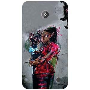 Nokia Lumia 630 Back Cover - Artful Designer Cases