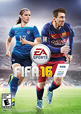 FIFA 16 - Standard Edition - PC [Digital Code]