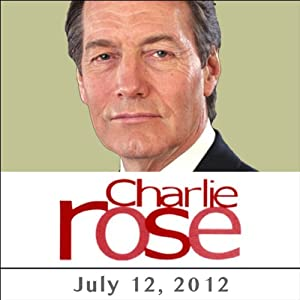 Charlie Rose: Edward O. Wilson, Eric Kandel, Lisa Randall, Jonah Lehrer, and Steven Pinker, July 12, 2012 Radio/TV Program