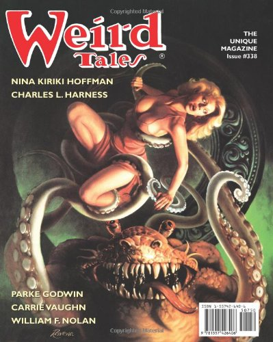 Weird Tales UK Magazine #5 1954