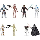 Hasbro Star Wars Figuras Serie Mission 2 Pack