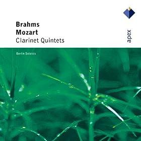 Clarinet Quintet in A major K581 : II Larghetto
