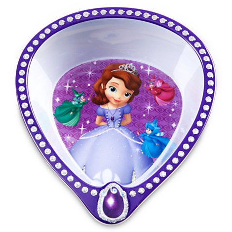 Disney Sofia the First Bowl