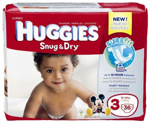 Huggies Size 3