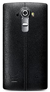 LG G4, Black Leather 32GB (Verizon Wireless)