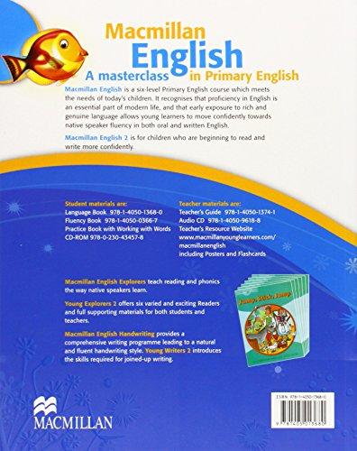 MACMILLAN ENGLISH 2 Language Book
