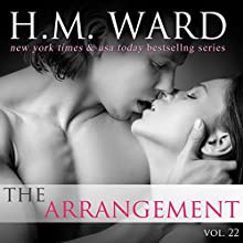 The Ferro Family: The Arrangement, Book 22 Audiobook by H.M. Ward Narrated by Kitty Bang