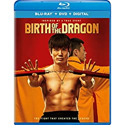 Birth of the Dragon [Blu-ray]