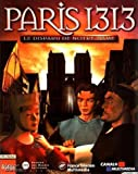 PARIS 1313:mystery of notre dame cathedral (pc cd rom)