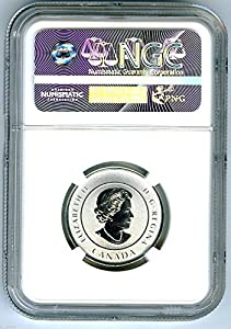2015 Canada FIRST RELEASES Coin STAR TREK ENTERPRISE Proof .9999 Silver $20 SP69 NGC