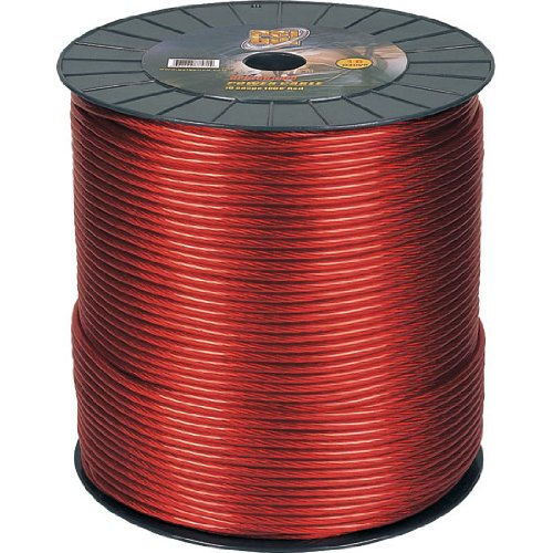 Gsi Gpc10R1000 - 10 Gauge Power Ground Cables