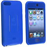 Everydaysource® Compatible With Apple®iPod®Gen2/3 Touch Skin Case , Dark Blue