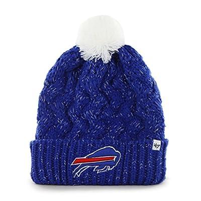 Buffalo Bills 47 Brand Womens NFL Fiona Cuff Knit Beanie