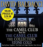 David Baldacci The Camel Club Box Set: The Camel Club/The Collectors/Stone Cold