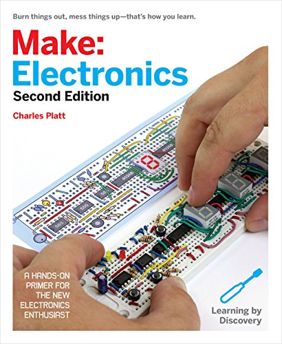 Make: Electronics: Learning Through Discovery (How To Make C compare prices)