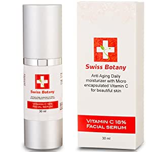 Swiss Botany Swiss Botany Super Effective Anti aging Vitamin C Serum