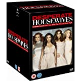 Desperate Housewives TV Series 1-8 Complete DVD Collection [ 49 Discs ] Season 1,2,3,4,5,6,7 and 8 Boxset + Extras