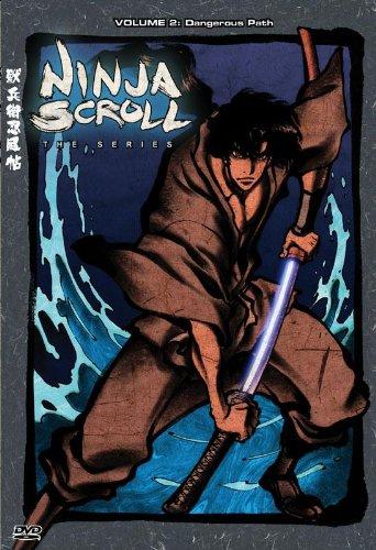 Ninja Scroll - The Series (Vol. 2) movie