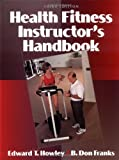 img - for Health Fitness Instructor's Handbook book / textbook / text book