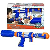 SUPER SOAKER: SOAKER WARS BOTTLE BLITZ (Blue)