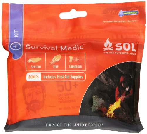 Adventure Medical Kits Survive Outdoors Longer Survival Medic Kit