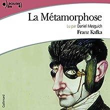 La Métamorphose   Livre audio Auteur(s) : Franz Kafka Narrateur(s) : Daniel Mesguich