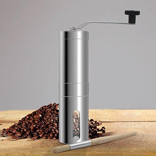 6. InnoGear® 「手挽きコーヒーミル」