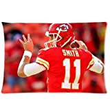 Custom Kansas City Chiefs Queen Size(20x30 inches) Zippered Pillow Case-Two sides at Amazon.com