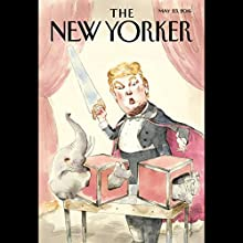 The New Yorker, May 23rd 2016 (Jonathan Franzen, Sarah Larson, Jessi Klein) Periodical by Jonathan Franzen, Sarah Larson, Jessi Klein Narrated by Dan Bernard, Christine Marshall