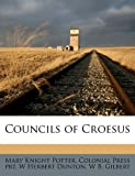 img - for Councils of Croesus book / textbook / text book