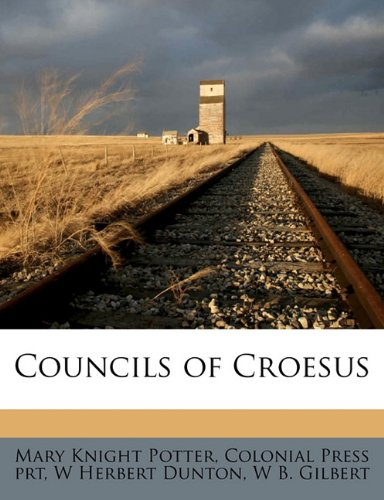 Councils of Croesus