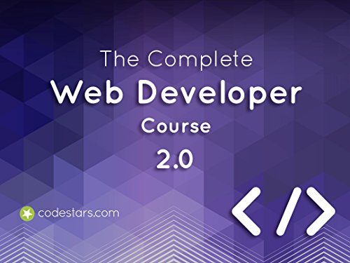 The Complete Web Developer Course 2.0 - Season 1