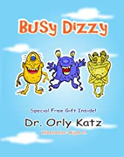 Books for kids 4-8 : Busy Dizzy (An Illustrated children's picture book)
