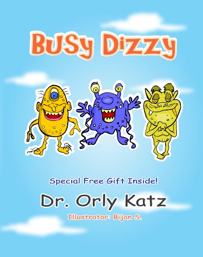 Children's books: Busy Dizzy (Inspirational bedtime story for kids ages 4-8)