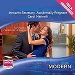 Innocent Secretary... Accidentally Pregnant | Carol Marinelli