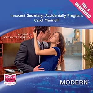 Innocent Secretary... Accidentally Pregnant | [Carol Marinelli]