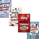 Tim Collins The Wimpy Vampire Collection 4 Books Set, (Strikes bach, Prince of Dorhness, Adventures of a wimpy werewolf and Diary of wimpy vampire